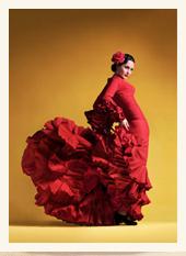 Taneční kurzy flamenca